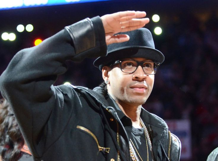 WATCH: Allen Iverson says news anchor Tom Brokaw was critical to ...