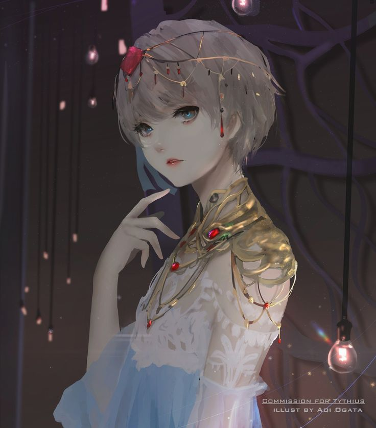 Commission by Aoi Ogata on ArtStation.
