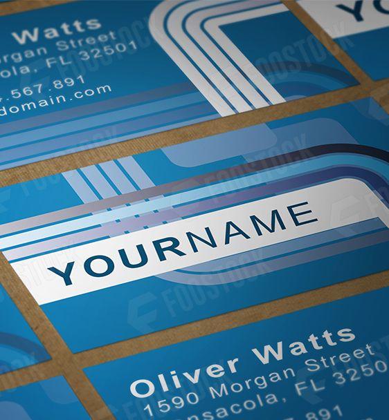 16 mejores imágenes de FREE Business Cards - Print Templates en ...