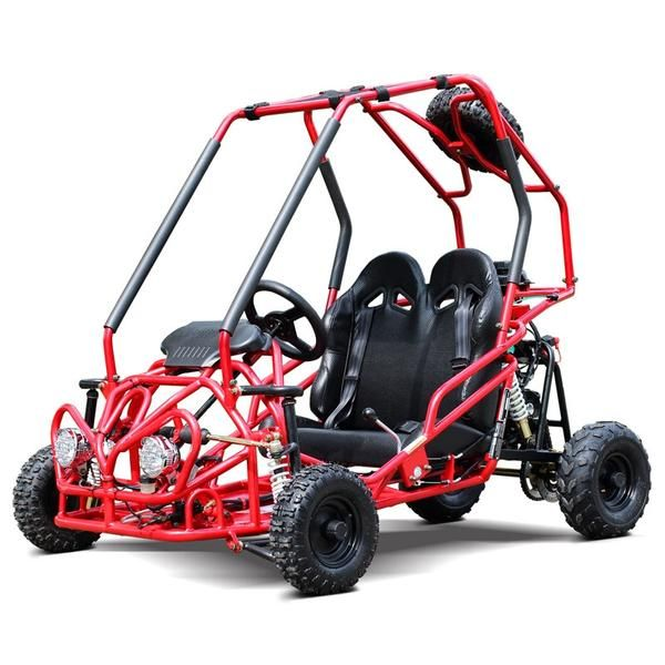 ATVConnection offers 110CC Matte DF110GKA #GoKart with Steel Wheels & Spare Wheel at $1,149.96 only.  https://www.atvconnectionusa.com/collections/gas-powered-go-karts/products/df-moto-110cc-go-kart-matte-df110gka-steel-wheels-with-free-spare-wheel