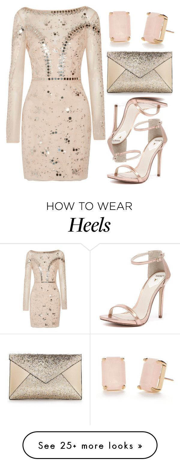 """""""Slip Your High Heels On"""" by anniebananie-2 on Polyvore featuring Temperley London, Windsor Smith and Kate Spade"""