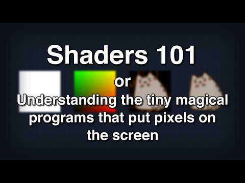 Welcome to Makin' Stuff Look Good in Video Games! This channel is all about techniques for getting the most out of your games. Particles, shaders, image effe...