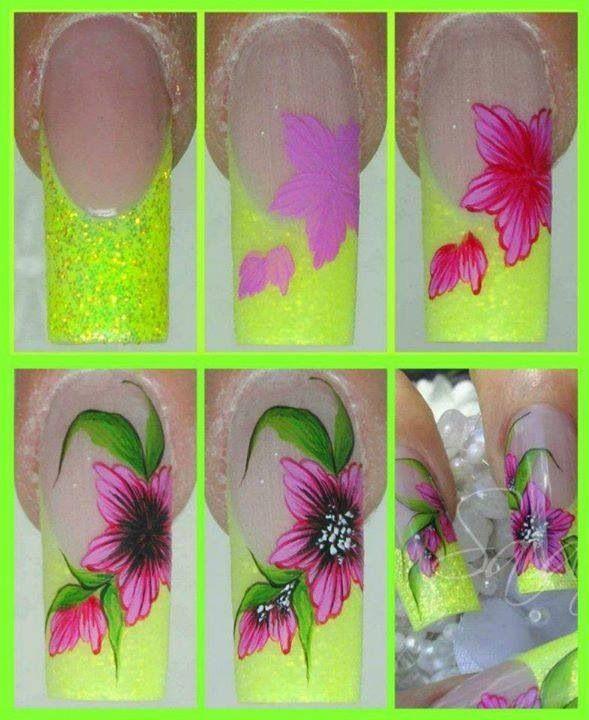 10 best uñas decoradas images on Pinterest | Uña decoradas, Arte de ...