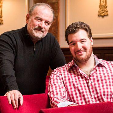 Mauro Peter  tenor; Helmut Deutsch  piano