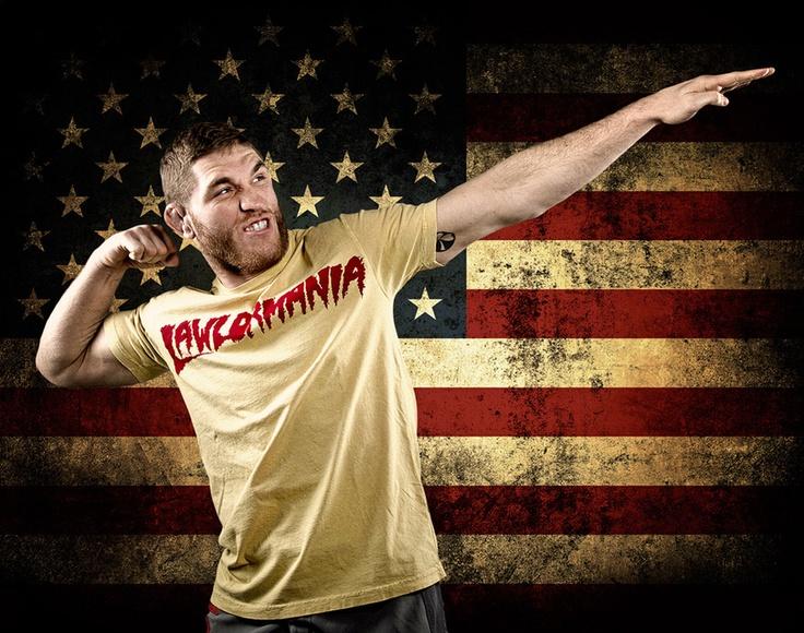 UFC Fighter Tom Lawlor