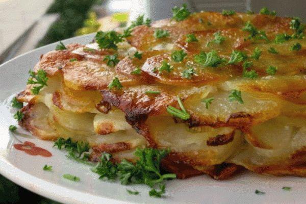Картофель «анна» — блюдо, от которого все облизывают пальчики — В Курсе Жизни