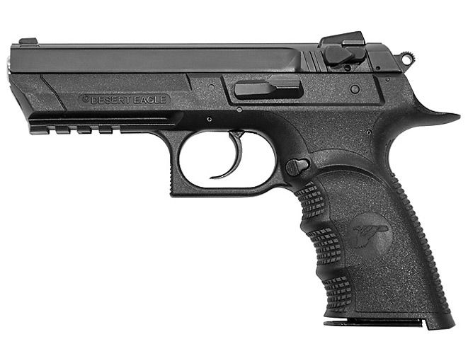 "R&M Firearms | Magnum Research Baby Desert Eagle III 9MM 3.85"" Barrel, Semi-Composite, 16 Round"