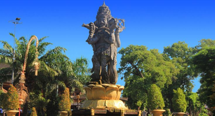 Denpasar City | Bali Capital City - Places of Interest