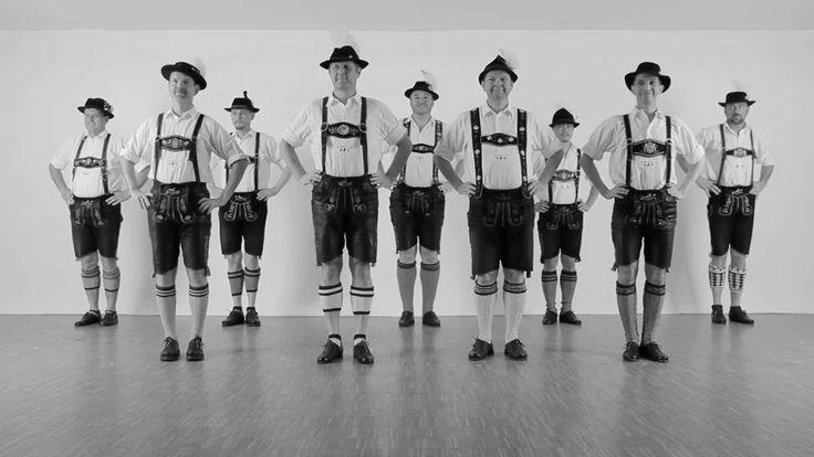 Bavarian Schuhplattler on Vimeo