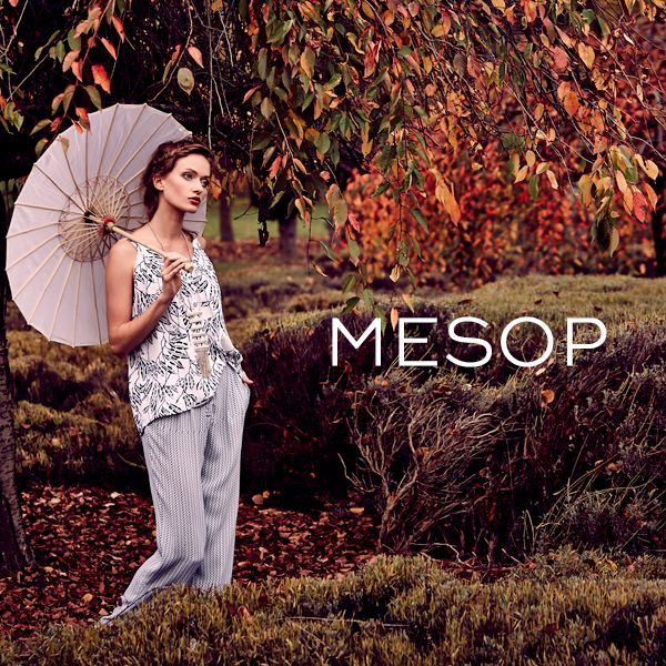Mesop Summer Collection - In store and online now