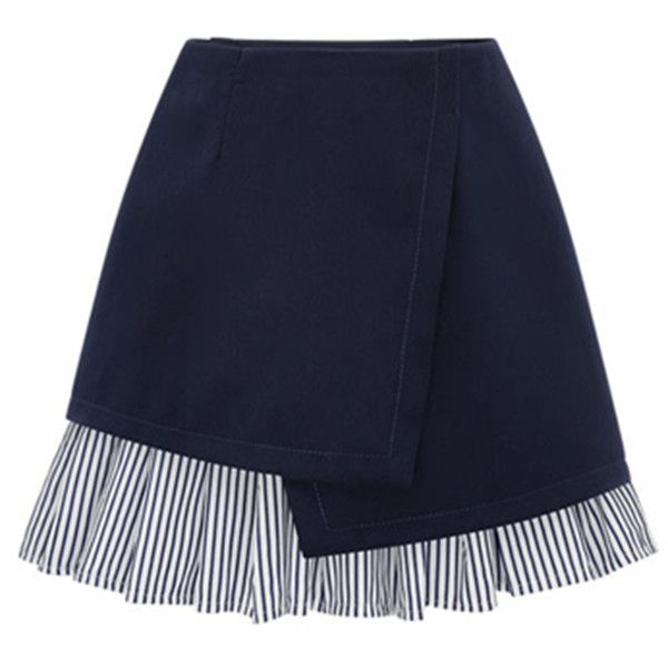 best 25 navy striped skirts ideas on striped
