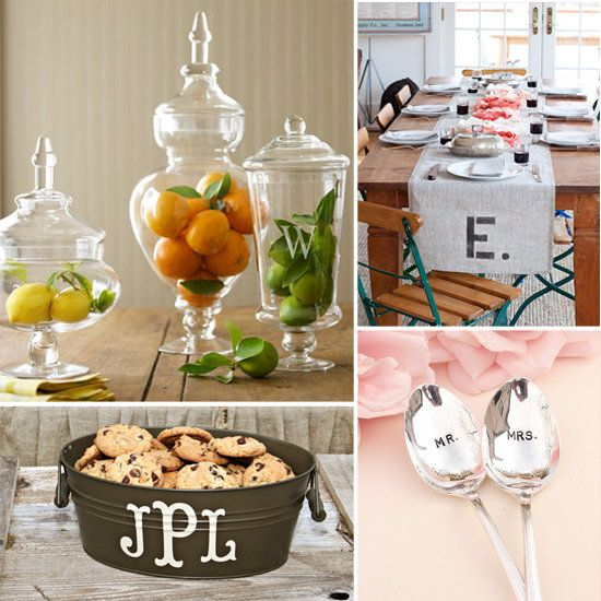 lets get personal 17 custom tableware pieces housewarming giftsbridesmaid giftshome decorationthe - Home Decor Gifts