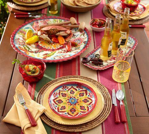25 Best Ideas About Melamine Dinnerware On Pinterest