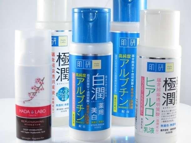 Prodotti di bellezza coreani - I prodotti skincare di Hada Labo