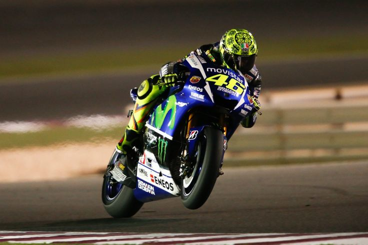 Valentino Rossi, Movistar Yamaha MotoGP, MotoGP Qatar Test
