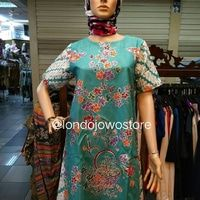 Dress Batik Baby Doll