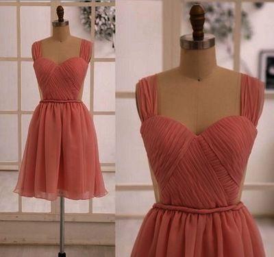 Simple Short bridesmaids dresses, Sexy Mismatched bridesmaid dress, Cheap bridesmaid dresses,Bridesmaid Dresses, B09