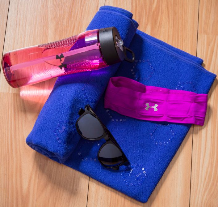 Sweat Towel Water Bottle: 17 Best Images About Under Armour On Pinterest