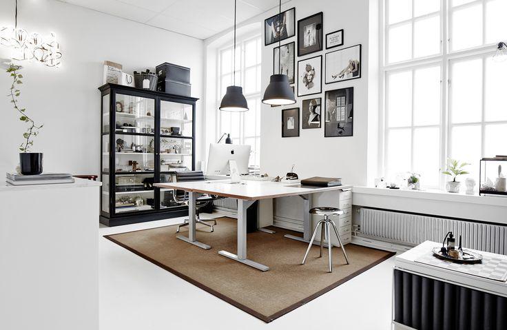 My creative studio. Katrin Bååth, Tändsticksområdet, Jönköping.   Foto: Sara Landstedt.