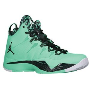 air jordan superfly 2 green glow