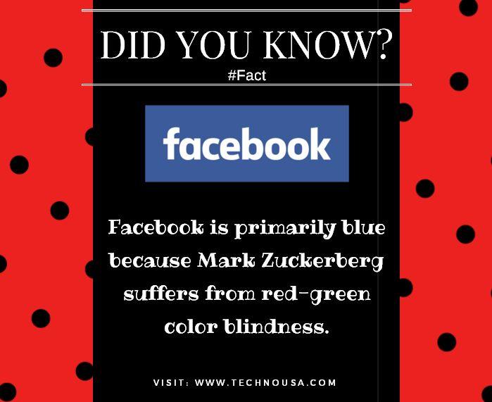 Facebook, Mark Zuckerberg - Fact