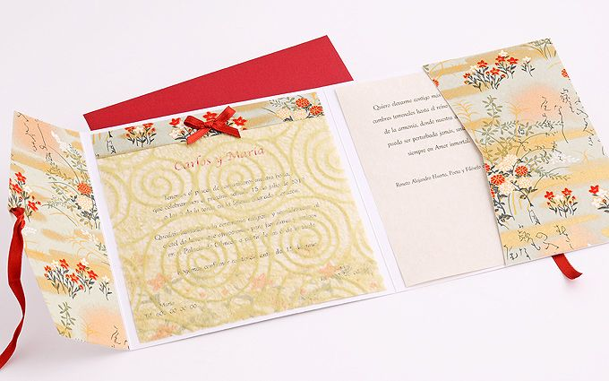 how to write a wedding invitation in japanese