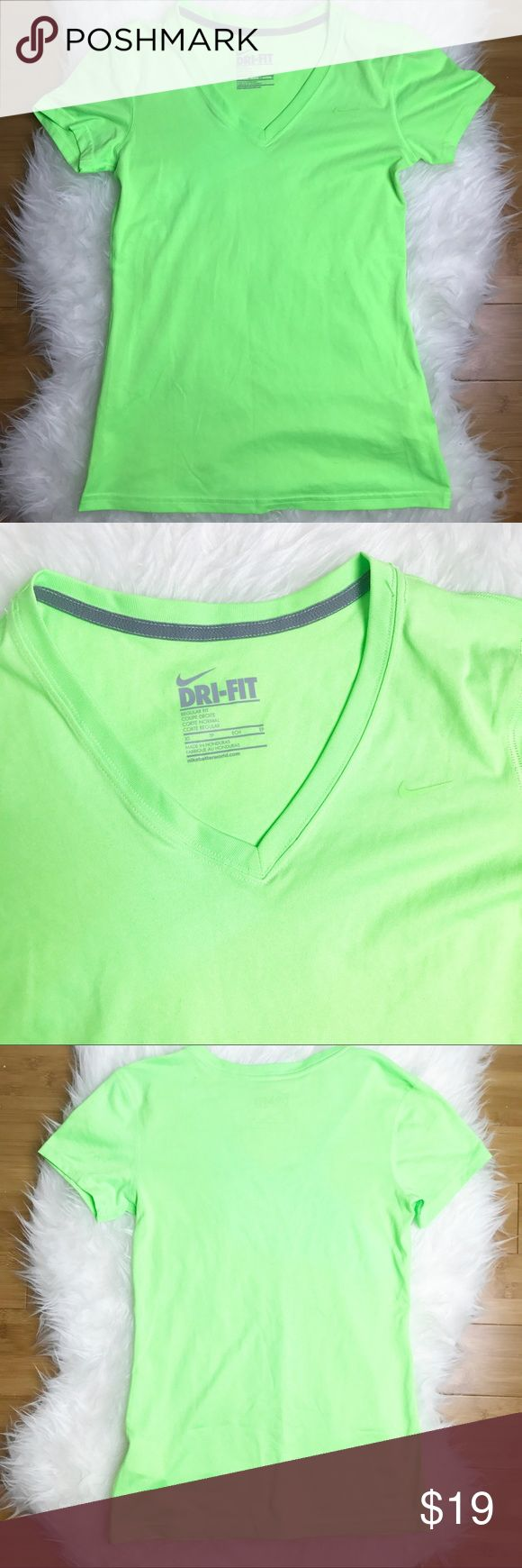 NIKE workout top This a a gentle used , short sleeve , Nike workout shirt Nike Tops Tees - Short Sleeve