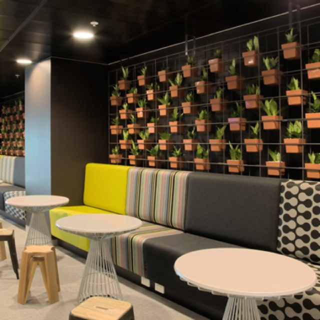 Best images about interior gt plants in restaurants on