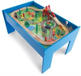 Tinkers Train Table and Train Set*