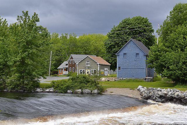 Mersey River, Liverpool, Nova Scotia