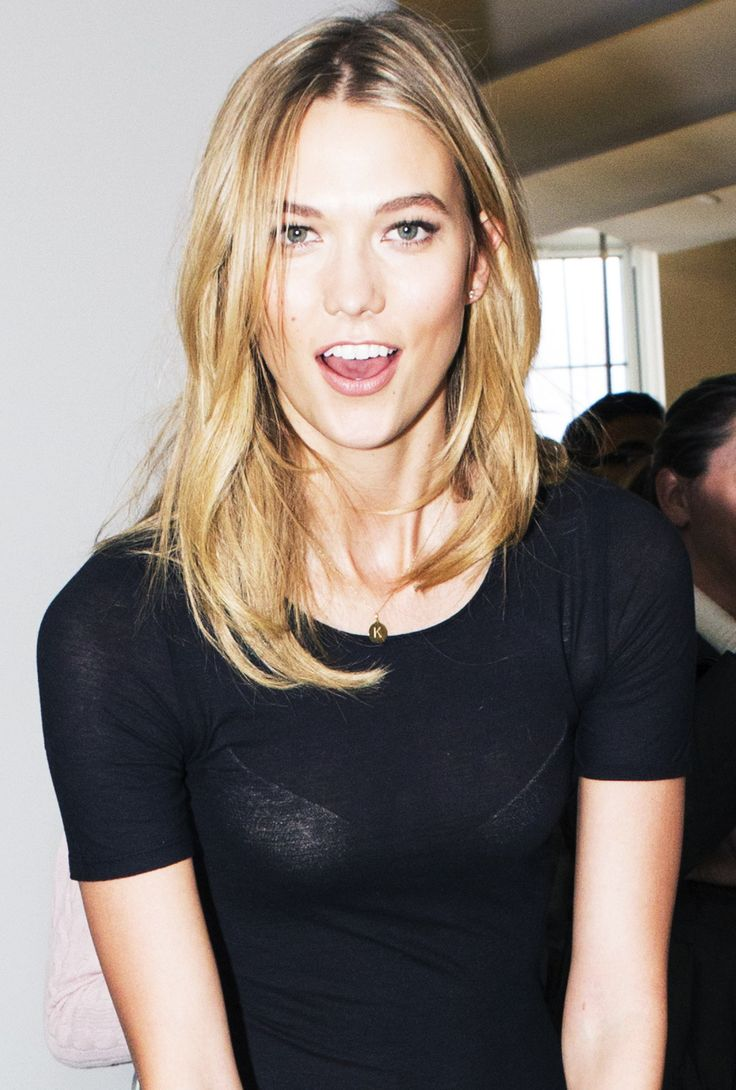 Sunshine Karlie Kloss