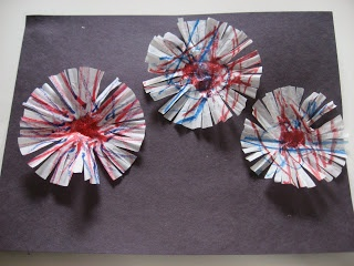 Fireworks Craft ! - No Time For Flash Cards