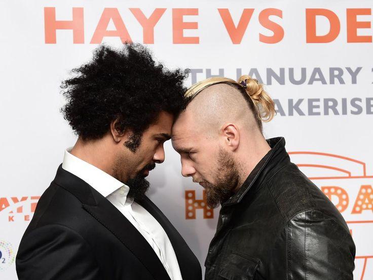 David Haye vs Mark De Mori: Boxing on TV this weekend including...: David Haye vs Mark De Mori: Boxing… #DavidHayevsMarkDeMori #DavidHaye