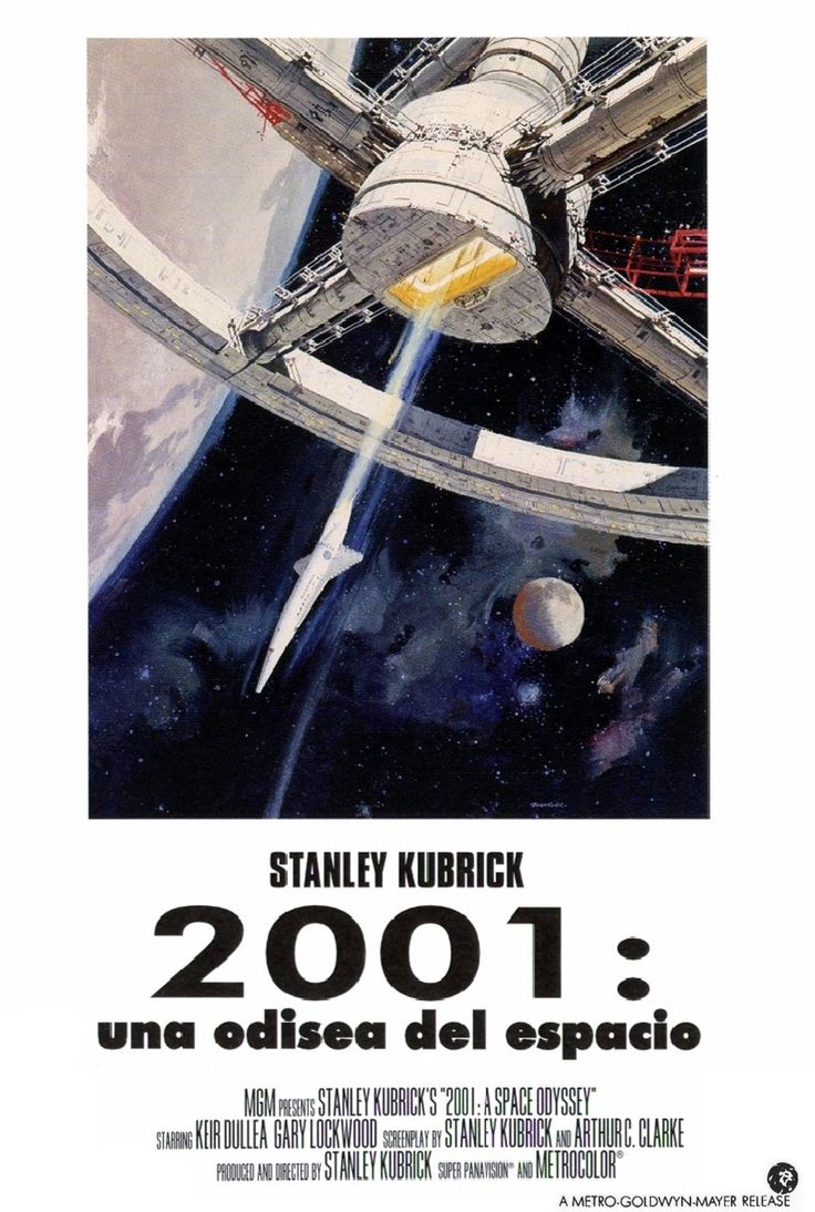 1968 / 2001, una odisea del espacio - 2001: A Space Odyssey