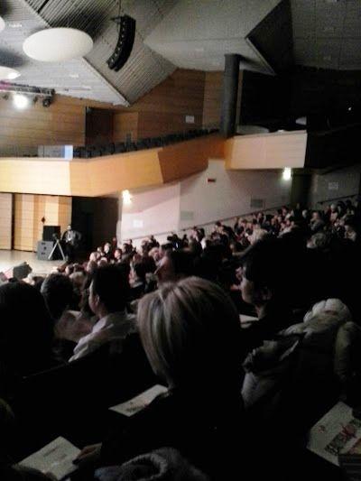 Il pubblico al Teatro Dal Verme - Milano 1 dicembre 2013