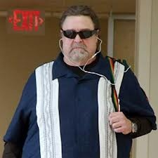 """john goodman in flight -   """"See You On The dark Side Of The Moon."""""""