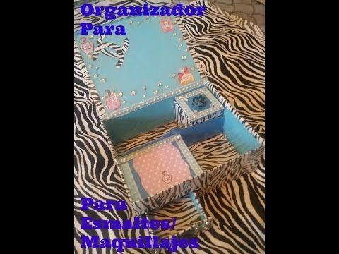 Organizador Para Maquillajes