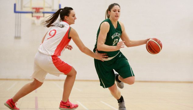 Ashley Harris has been crowned Molten WBBL Player of the Month for March which means she racks up consecutive awards having also secured the gong for February.  The Nottingham Wildcats' centre has been in outstanding form during the current calendar year and has continued her great work into March.