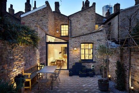 Lambeth Marsh House / Fraher Architects London UK
