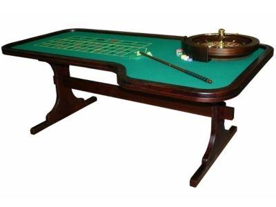 Mesa de Ruleta. Personalizacion tapete ruleta francesa o americana... - PokerProductos.com