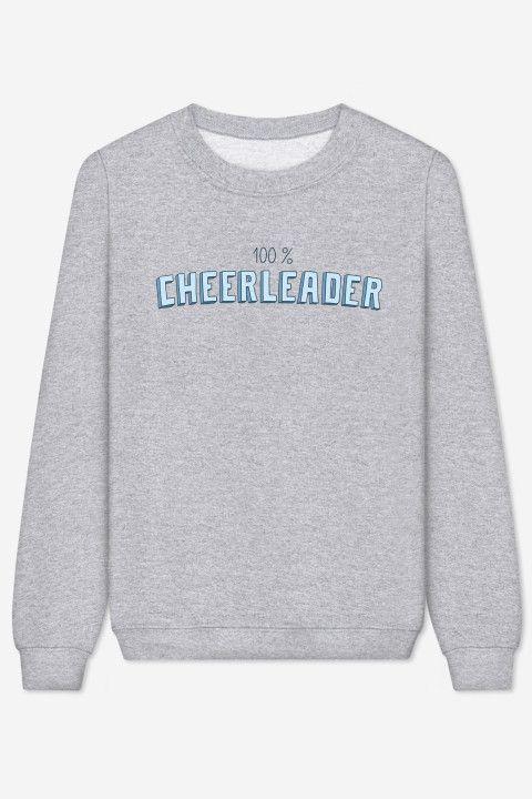 Rad |  Sweater 100 % Cheerleader - BACK TO SCHOOL