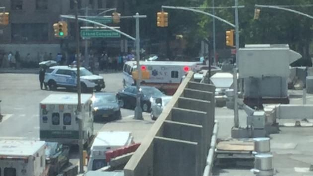 2 shot at NYC hospital, says NYPD: Police respond to active shooter inside Bronx-Lebanon Hospital Center in NYC
