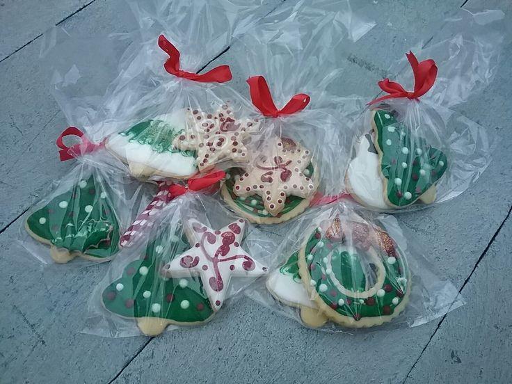 Xmas sugar cookies