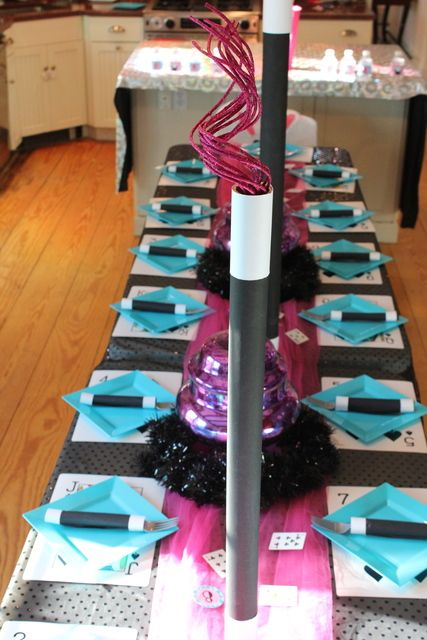 Magician Birthday Party Ideas | Photo 38 of 42 | Catch My Party