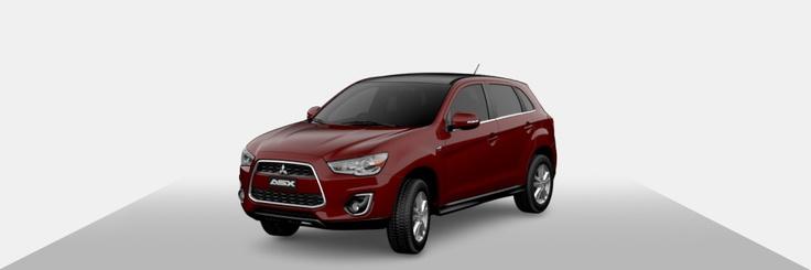 ASX Colours - Car Colour Chart - Mitsubishi Motors Australia