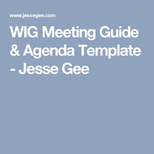 25+ parasta ideaa Pinterestissä Meeting agenda template - how to make an agenda for a meeting template