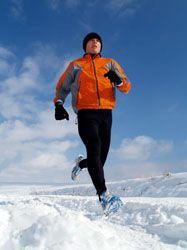 Běhat v mrazu: ano či ne? – 1. část