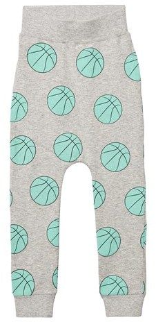 Gardner and the gang Heather Basket Ball Slouchy Pants