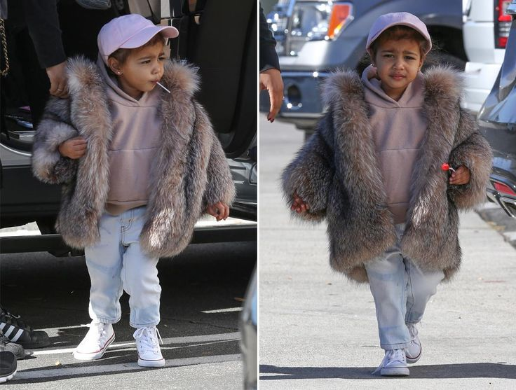 Kimye may cop a fair bit of criticism but they certainly got it right when it came to baby North West! Check out some of her cutest moments through the years ...