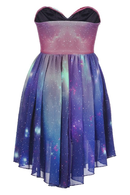 What To Wear With Galaxy Shoes
